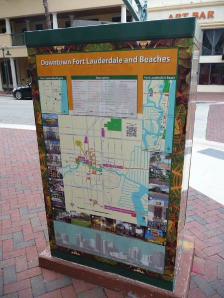 Signs By Tomorrow Fort Lauderdale Installs Artistic Traffic Signal Boxes