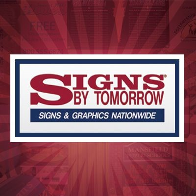 Signs by Tomorrow Spring Certified as a Woman Business Enterprise