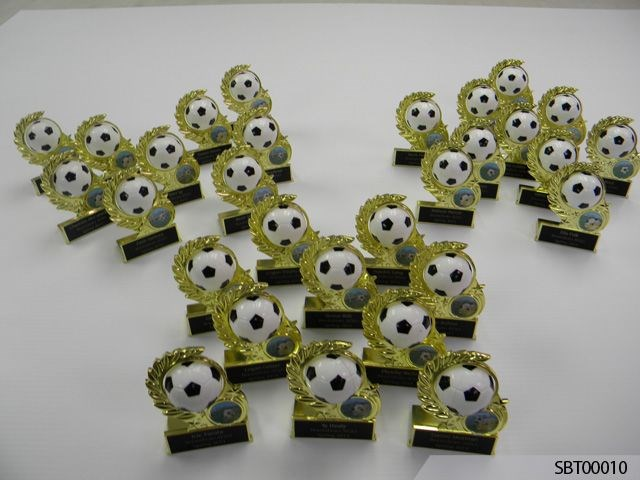 Soccer Custom Acrylic Awards