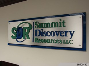 Summit Custom Office Display