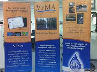 VFMA Custom Banner Display