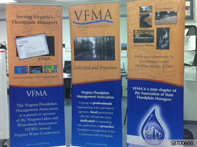 VFMA Custom Banner Display