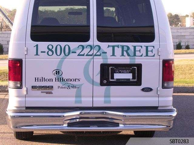 Double Tree Graphics & Lettering