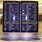 Freestanding Frames - Innovative Directories, Maps, and Promotional Signage