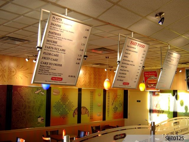 Restaurant Menu Boards
