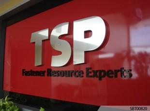 TSP Interior Dimensional Lettering