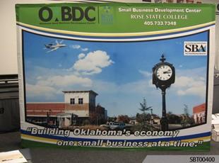 OBDC Custom Fabric Banner