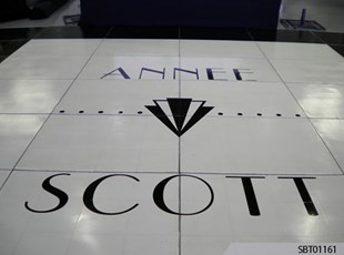 Custom Dance Floor Graphics