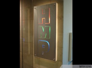 LED Custom Indoor Lightbox Display