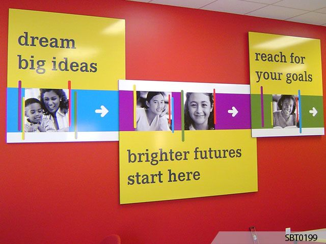 Indoor Office Signs - Signs By Tomorrow