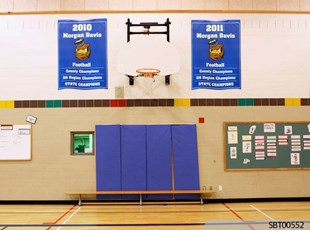 High School Conference Championship Pole Banners