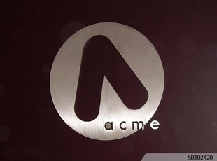 Acme Custom Routed Signs