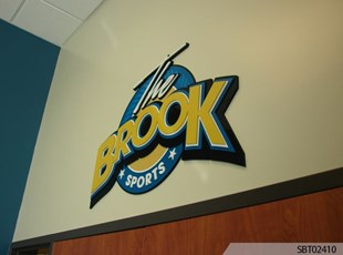 Custom Indoor Routed Signs