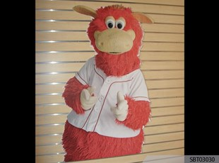 Custom Mascot Wall Graphics