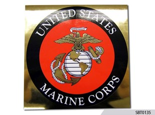 Marine Corp Decal