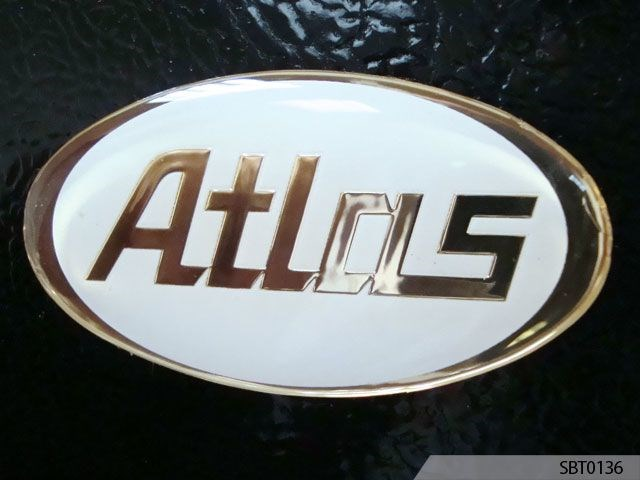 Atlas Label