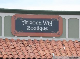 Retail Custom Outdoor Metal Signs