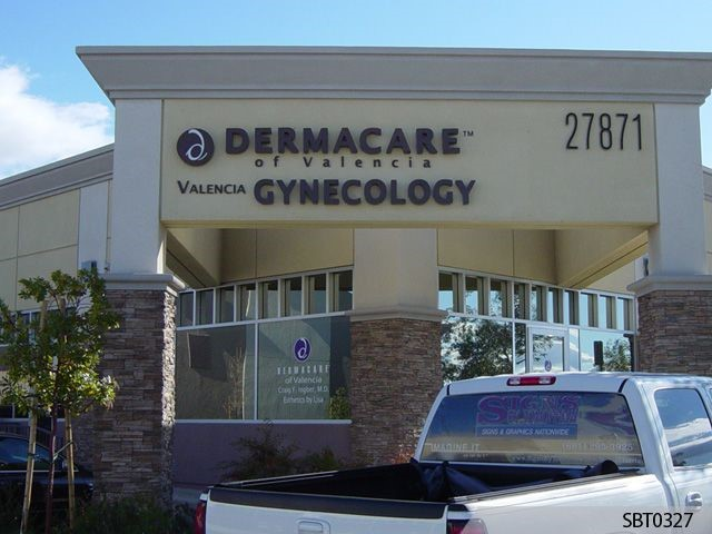 Healthcare Dimensional Outdoor Dimensional Letters