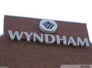 Wyndham Dimensional Lettering