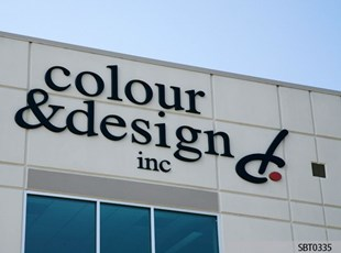 Outdoor Dimensional Lettering
