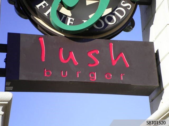 Outdoor lightbox signs restaurant retail government school restaurant custom outdoor lightbox display workwithnaturefo