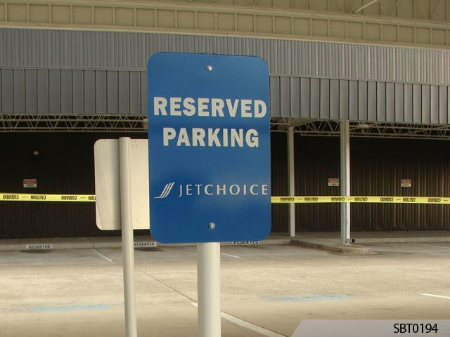 Reserved Parking Sign - Signs by Tomorrow