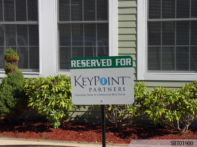 Keypoint Custom Parking Sign
