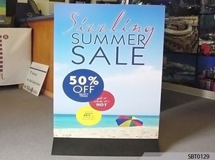 Sale Custom Table Top POP Display
