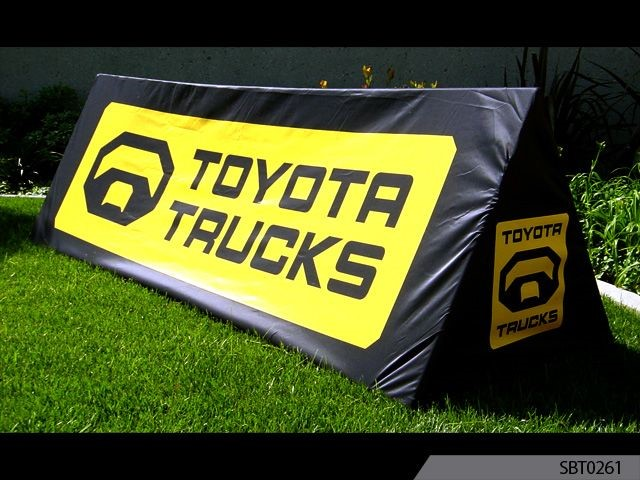 Toyato Promotional Tents