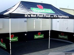 Applebee's Tent