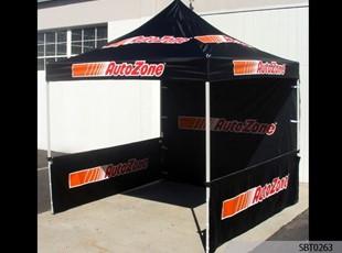 AutoZone Tent