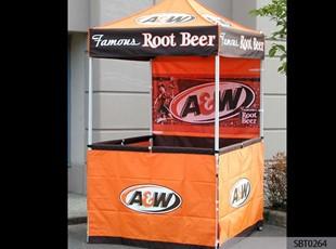 A&W Concession Tent
