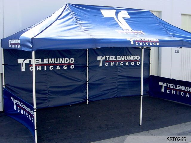 Telemundo Chicago Tent