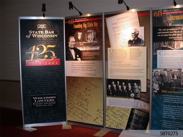 State Bar Tradeshow Booth