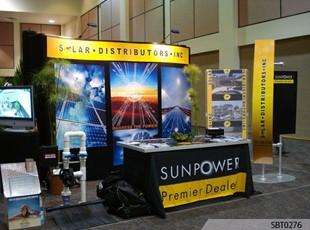 Solar Energy Tradeshow Booth