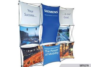 Siemens Tradeshow Booth