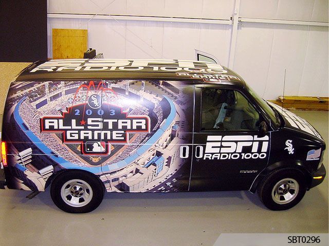 Vehicle wraps - Signs By Tomorrow
