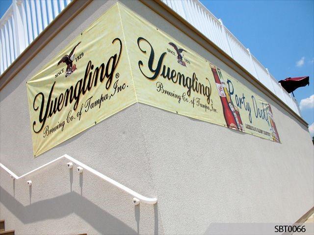 Custom Outdoor Vinyl Banners Signs By Tomorrow Grand Format - Vinyl banners atlanta