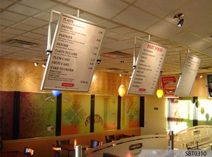 Hot Breads Menu Boards