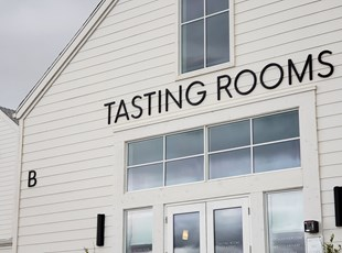 Tasting Rooms 3D Sign