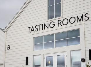 Tasting Rooms 3D Sign