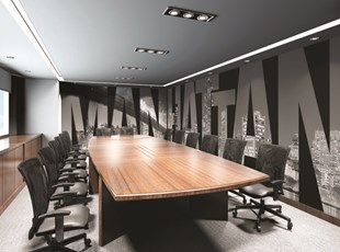 Wall Graphics for Corporate Meeting Room