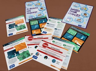 Health and Hygiene Posters
