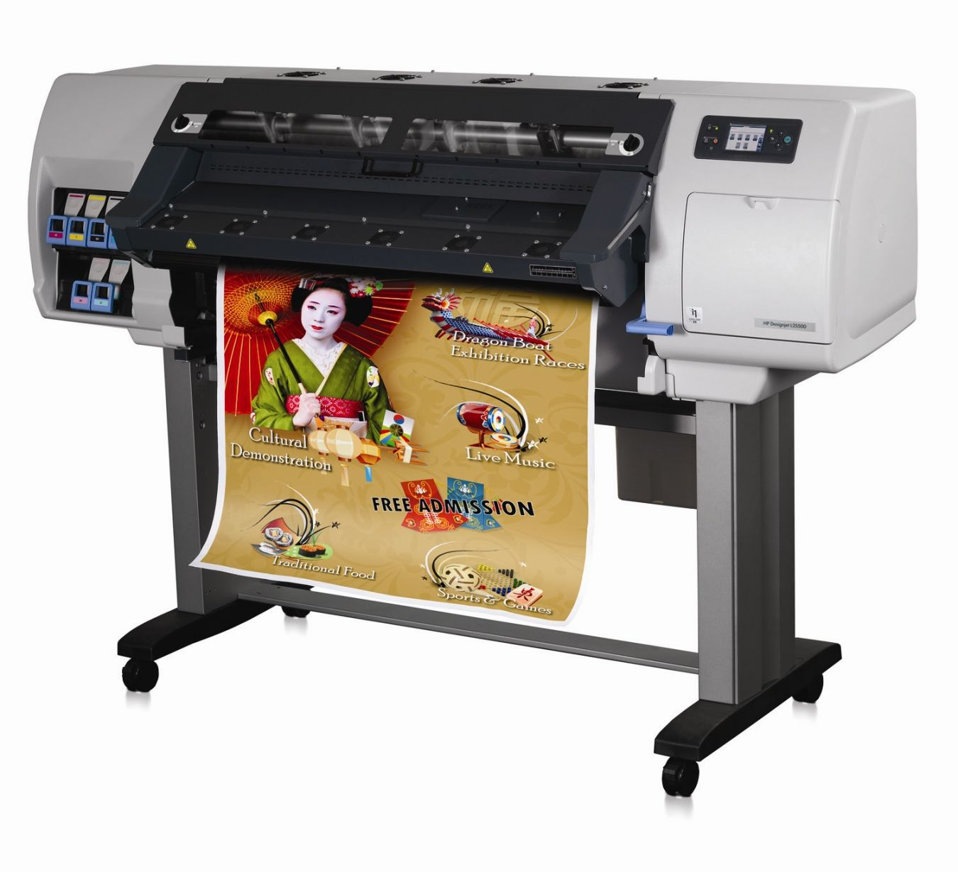 HP Latex Large Format Digital Printer