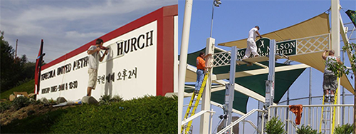 Signage Repairs and Installation for Sign Audit