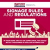 INFOGRAPHIC: Signage Rules and Regulations