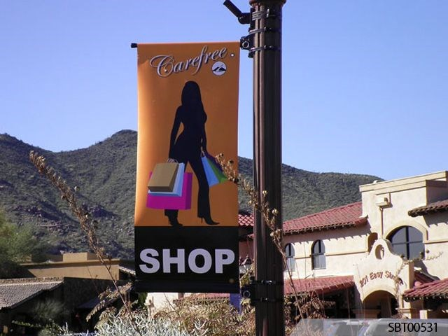 Outdoor Retail Signs