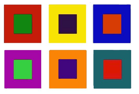 Split Complementary This Color Scheme Uses Three Colors Any Hue And The Two Adjacent To Its Complement