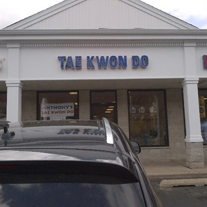 Channel Letters - Tae Kwon Do