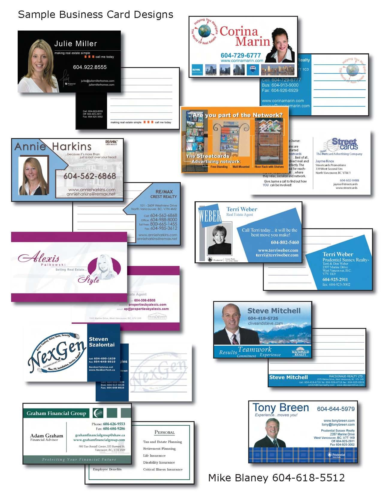 business cards signs by tomorrow greenville sc